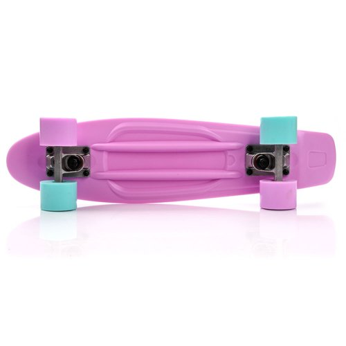 FISHBOARD METEOR pastel pink/minth and pink/silver