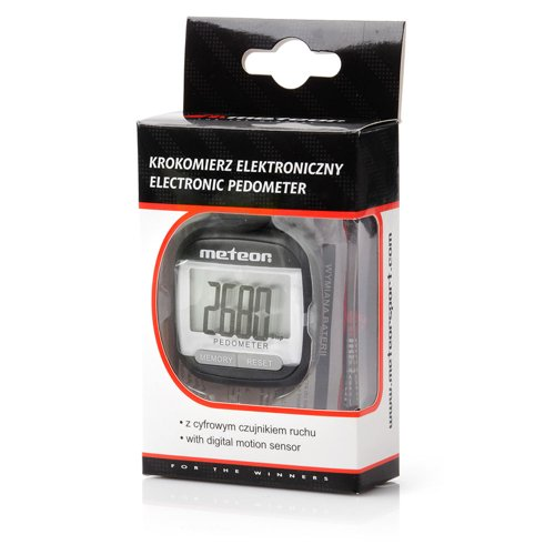 Electronic Pedometer Meteor