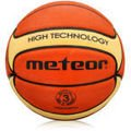 BASKETBALL METEOR TRAINING #3 brown/cream
