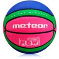 BASKETBALL METEOR TRAINING #6 pink/green/blue