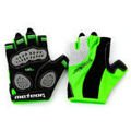 Bicycle GEL gloves Meteor Bike BX-4 green