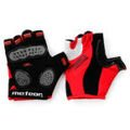Bicycle GEL gloves Meteor Bike BX-4 red