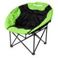 King Camp Moon Armchair green