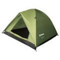 King Camp Tent Family 2 plus 1 green