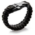 Survival bracelet METEOR with whistle
