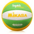 VOLLEYBALL MIKASA BEACH yellow with green and white