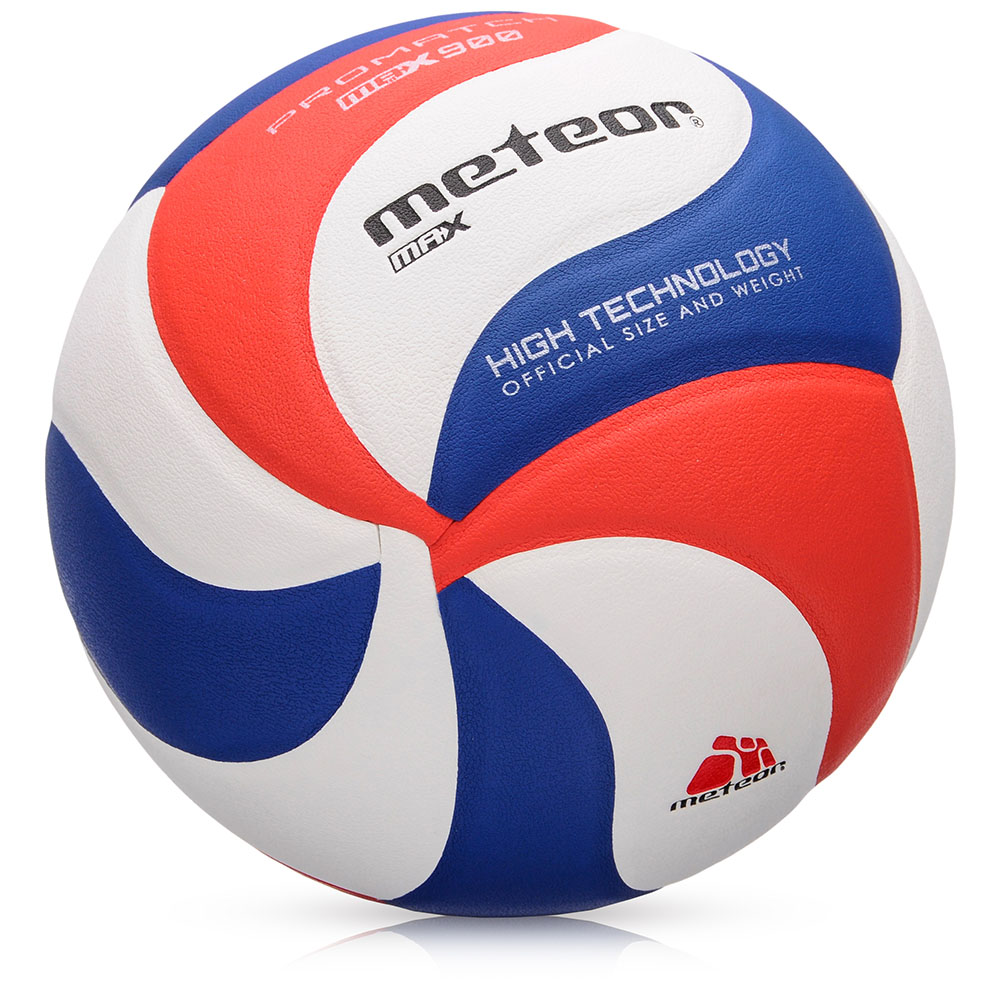 Meteor Volleyball Ball Max900 Blue Red White Sport