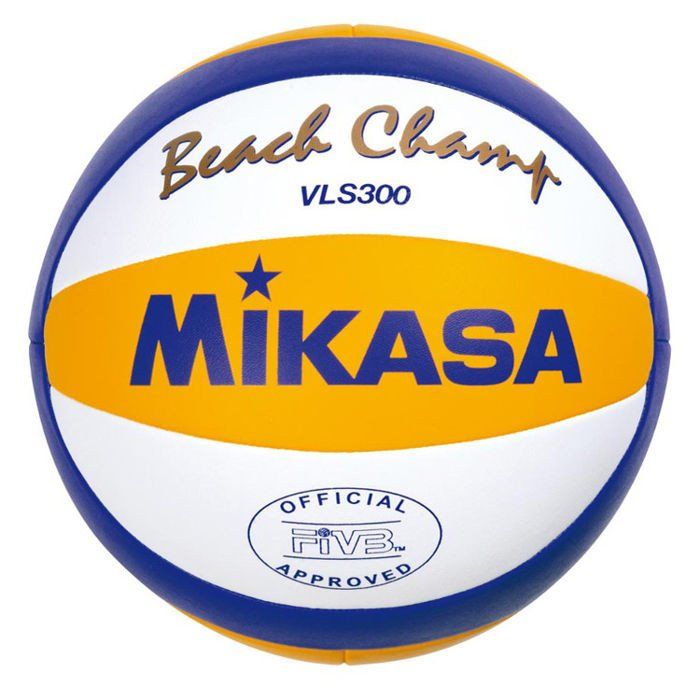 Volleyball Ball Mikasa Beach Volleyball Mikasa Vls 300 Beach