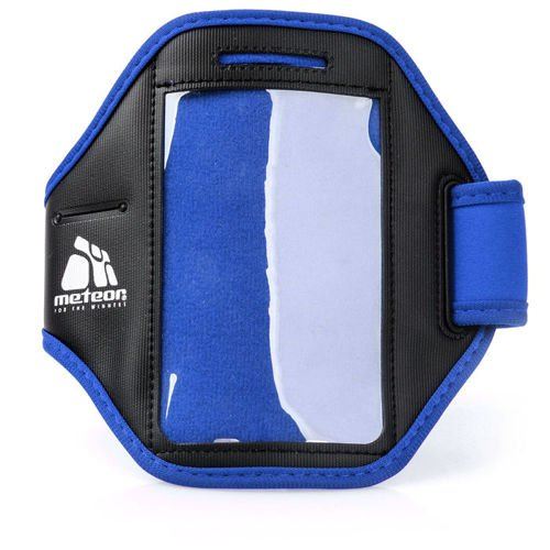 Arm phone wallet METEOR blue