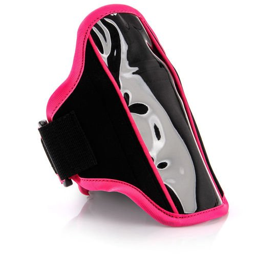 Arm phone wallet pink