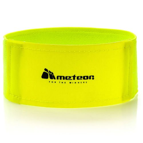 Arm safe band METEOR yellow