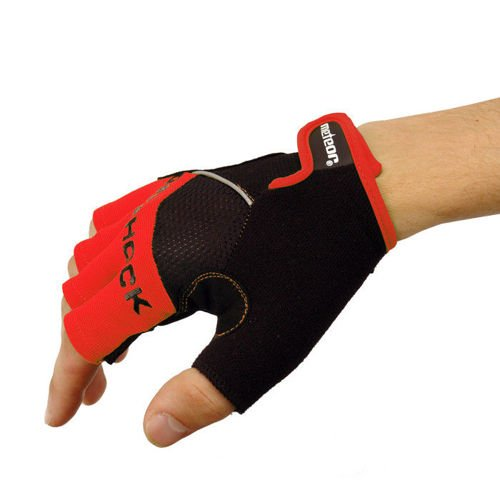 Bicycle GEL gloves Meteor Bike BX-2 red