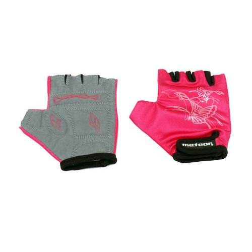 Bicycle gloves Meteor Kids Girl