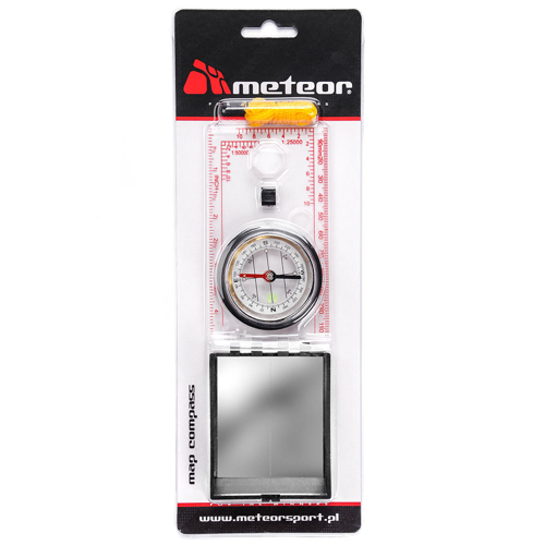 Compass Meteor with mirror large