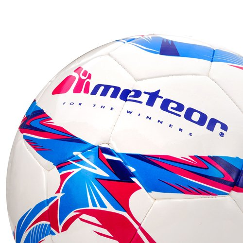 FOOTBALL METEOR 360 SHINY white
