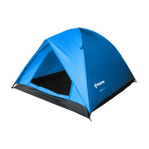 King Camp Tent Family 2 plus 1