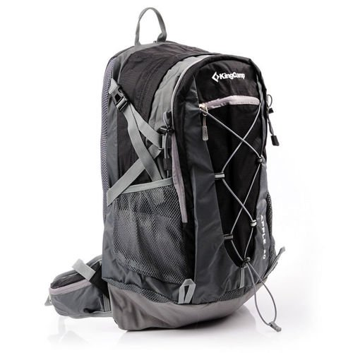 King Camp backpack Apple 30 black