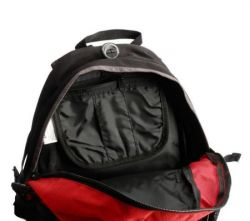 King Camp backpack Blueberry 18 red