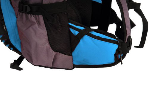 King Camp backpack Mango 32 blue