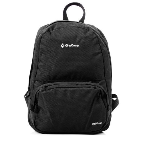 King Camp backpack Minnow 20 black