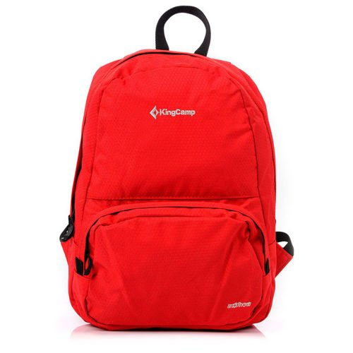 King Camp backpack Minnow 20 red