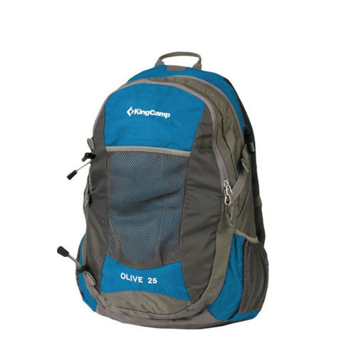 King Camp backpack Olive 25 blue