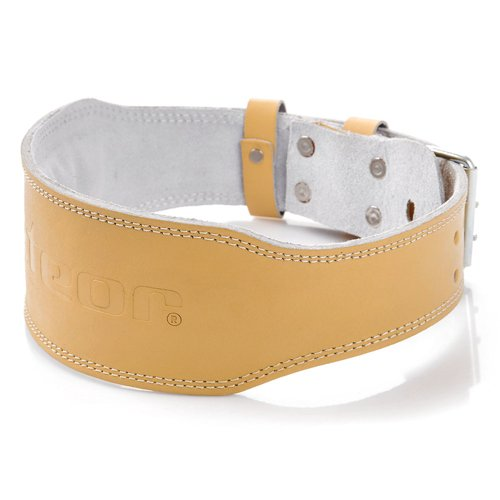 LEATHER WEIGHT LIFTING BELT