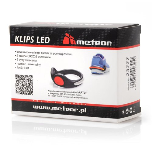 LED Clip METEOR