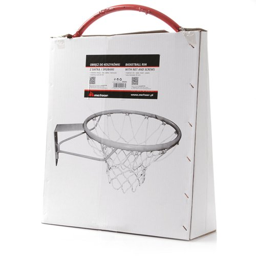 Meteor basketball hoop