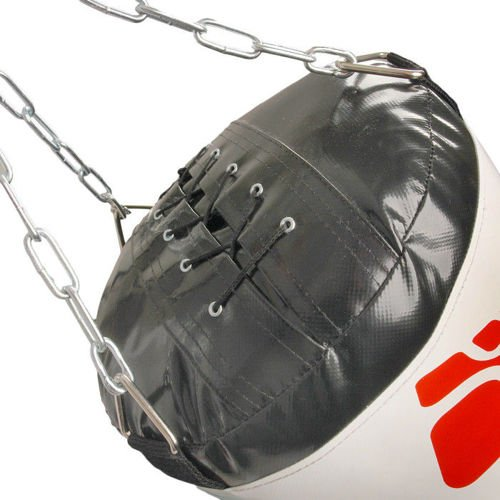 Punching bag 35x100cm with chain
