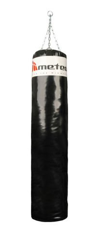 Punching bag 35x180cm with chain