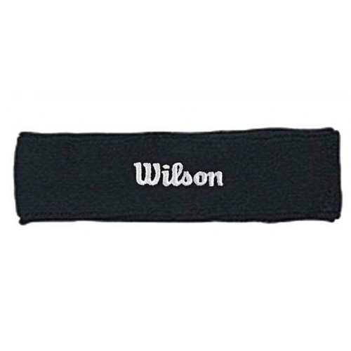 TENNIS HEADBAND WILSON WR5600170 black
