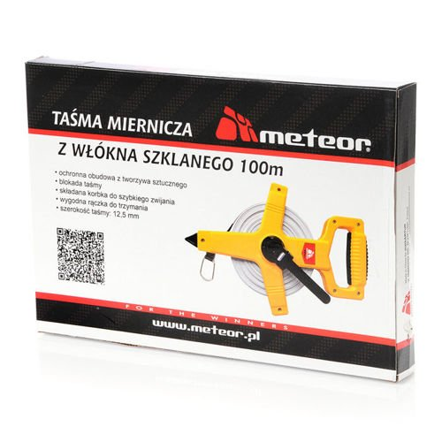 Tape Measure Meteor 100 m