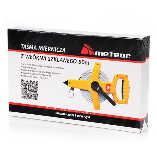 Tape Measure Meteor 50 m