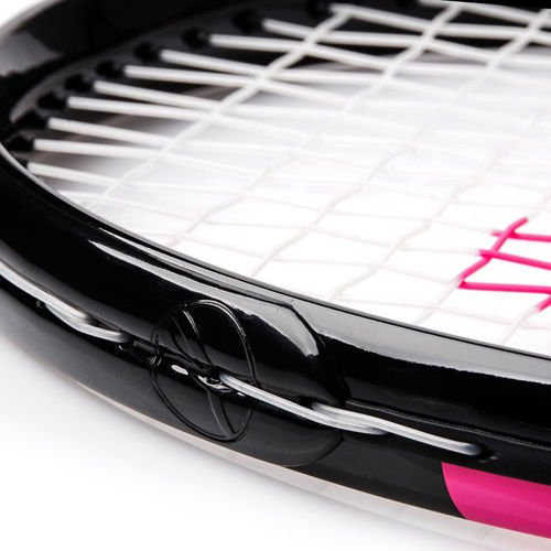 Tennis racket  WILSON HOPE RKT2 WRT3243002 for women, black-pink