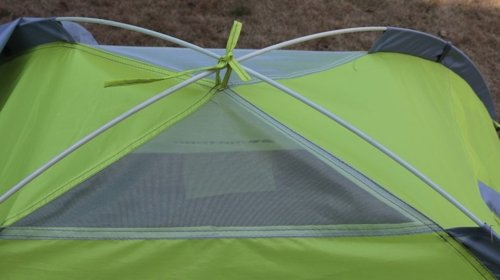 Tent Meteor Rock 2 green