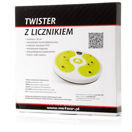 Twister rotating disc Meteor