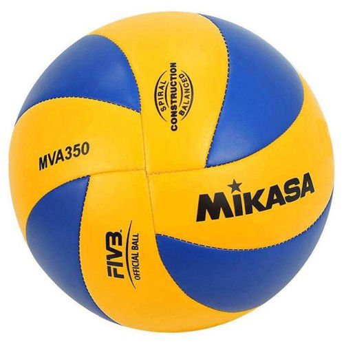 Volleyball MIKASA MVA 350 with logo World Cup 2014