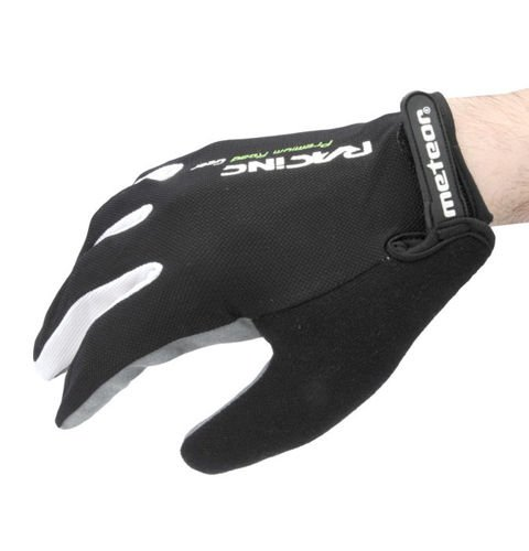 Winter cycling gloves Meteor METEOR WINTER RACING GREEN