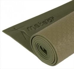 Yoga Mat Meteor double-sided shades of green