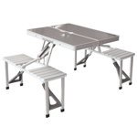 KingCamp Deluxe Picnic table/chair set