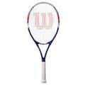 Rakieta do tenisa ziemnego WILSON US OPEN ADULT RKT2 WRT3256002