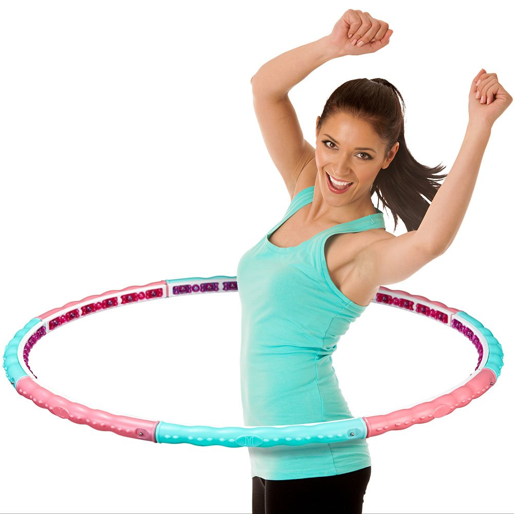 hula hoop meteor anion 3 z wypustkami sport fitness. Black Bedroom Furniture Sets. Home Design Ideas
