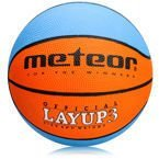 BASKETBALL METEOR LAYUP 3 blue/orange