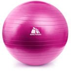FITNESS BALL METEOR 55 cm WITH PUMP