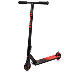 METEOR SCOOTER TRACKER black/red
