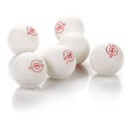 SHIELD TABLE TENNIS BALLS white
