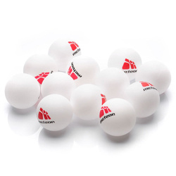 TABLE TENNIS BALLS METEOR 12 pcs