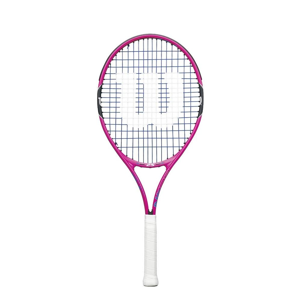 Tennis Racket Wilson Burn Pink 25 Rkt Wrt218200 Sport