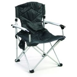 KING CAMP FOLDED ARMCHAIR DELUXE KC3808